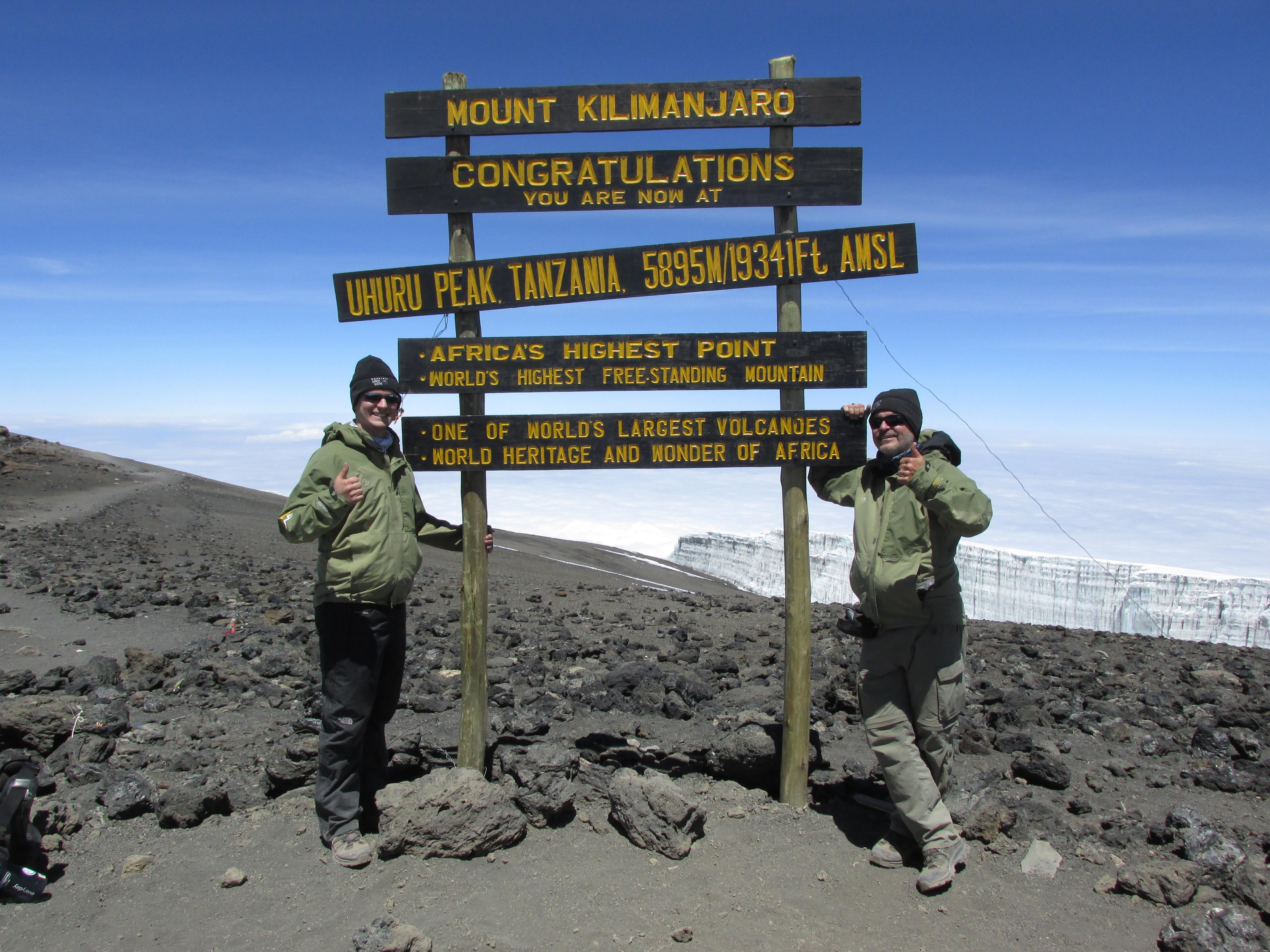 Kilimanjaro for CART